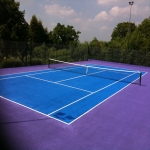 Sports Court Colour Coating in Lancashire 5