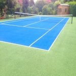 Sports Court Pressure Washing in Falkirk 11