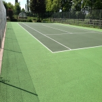 Sports Court Colour Coating in Northamptonshire 2