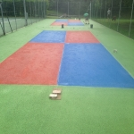 Sports Court Colour Coating in Lancashire 12