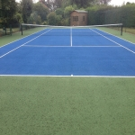 Sport Facility Resurface in Powys 7