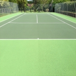 Sport Facility Resurface in Powys 1