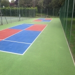 Sport Facility Resurface in Powys 3
