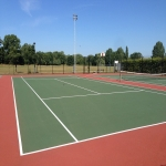 Sports Court Pressure Washing in Falkirk 12