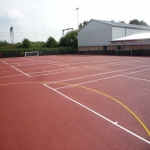 Sports Facility Repairs in Tyne and Wear 7