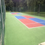 Sport Facility Resurface in Powys 8