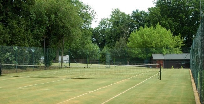 MUGA Repairs in Tyne and Wear